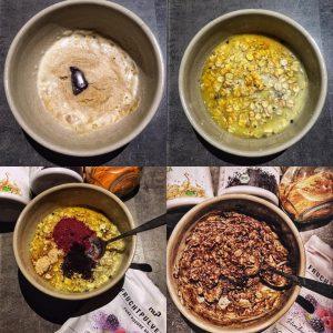 photo de porridge