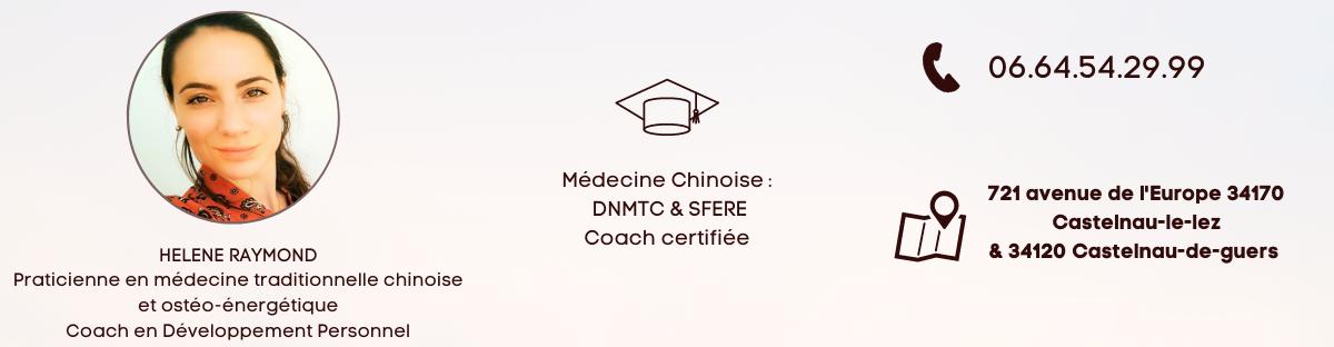 coach thérapeute holistique médecine chinoise
